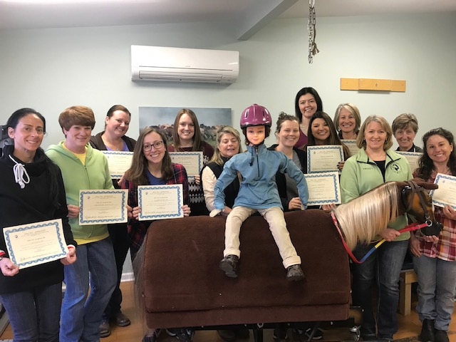 Shining Hope Farms Hosts International Hippotherapy Workshop