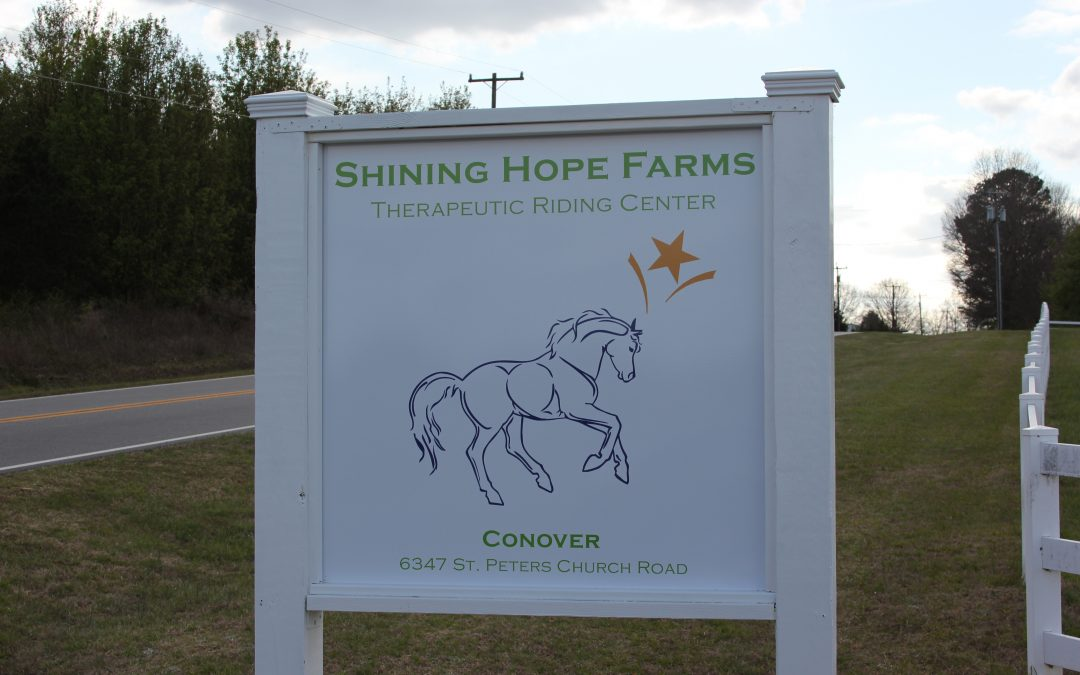 What's been going on at the Conover Farm?
