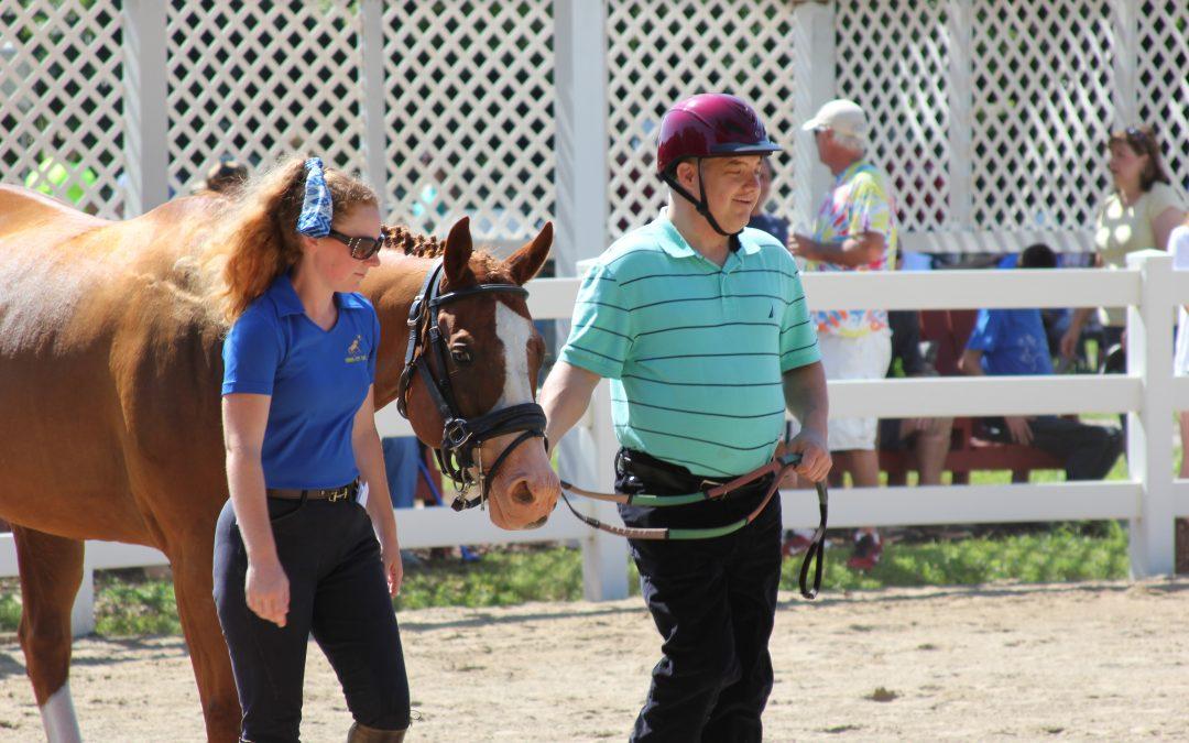 Invitational Horse Show Great Success